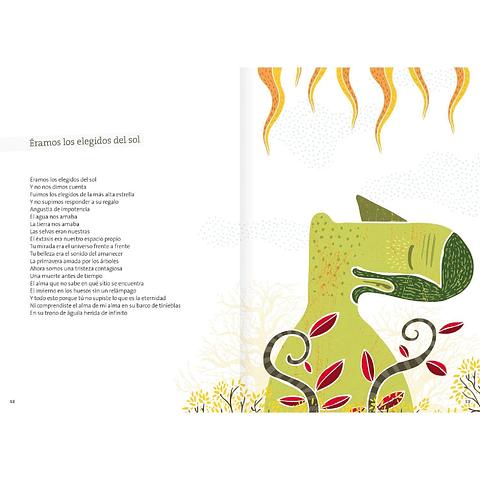 Vicente Huidobro, poemas ilustrados
