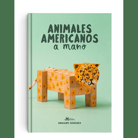Animales americanos a mano