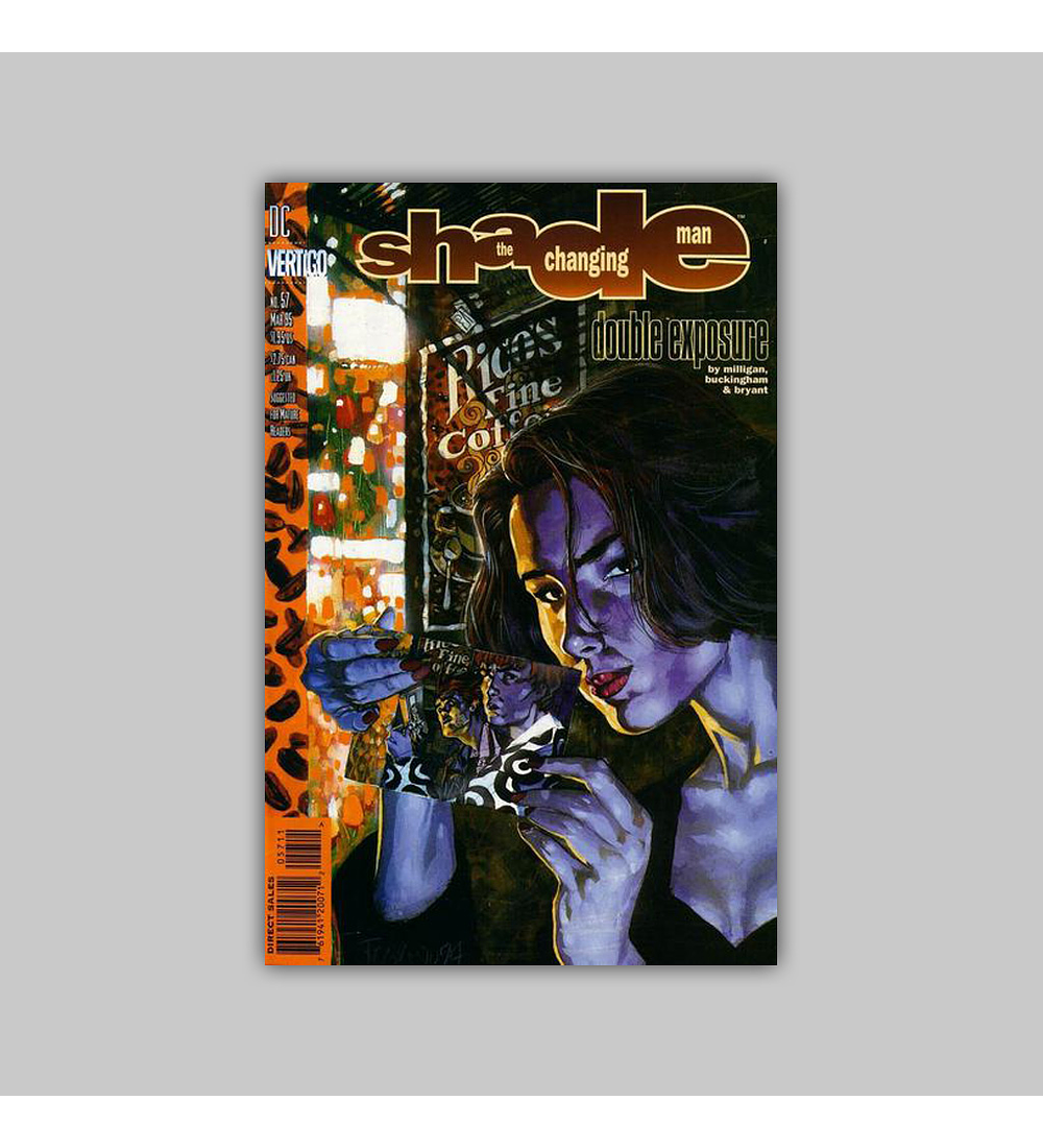Shade the Changing Man 57 1995