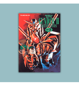 Mobile Suit Gundam II Anime Comic Vol. 02 1999