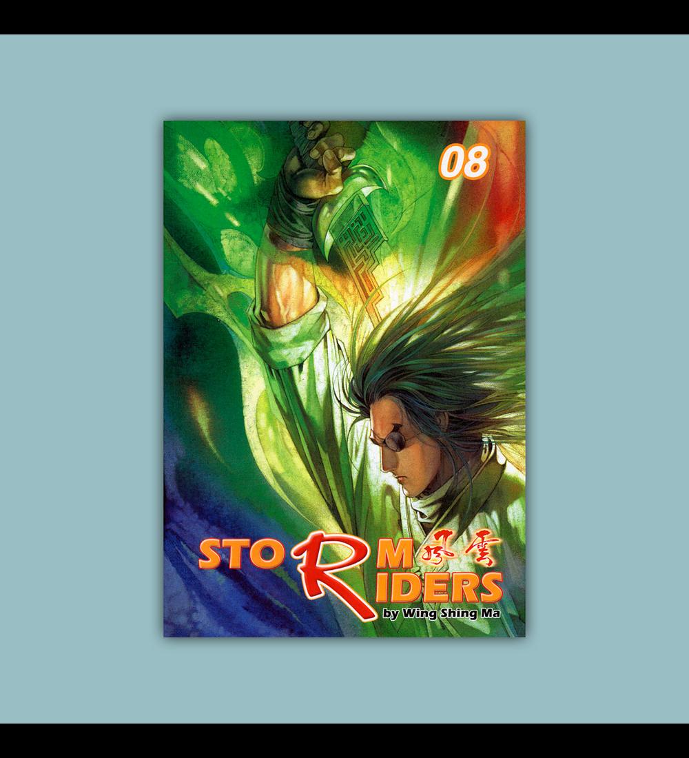 Storm Riders Vol. 08 2002