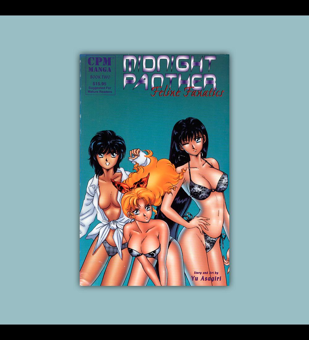 Midnight Panther Vol. 02: Feline Fanatics 1998
