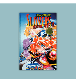 Slayers: Medieval Mayhem Vol. 01 1999