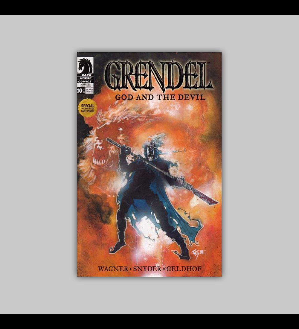 Grendel: God and the Devil 10 2003