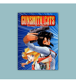 Gunsmith Cats Vol. 01: Bonnie and Clyde 1996
