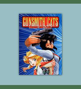 Gunsmith Cats Vol. 01: Bonnie and Clyde 1996