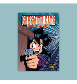 Gunsmith Cats Vol. 04: Goldie Vs. Misty 1999