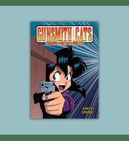 Gunsmith Cats Vol. 04: Goldie Vs. Misty 1999