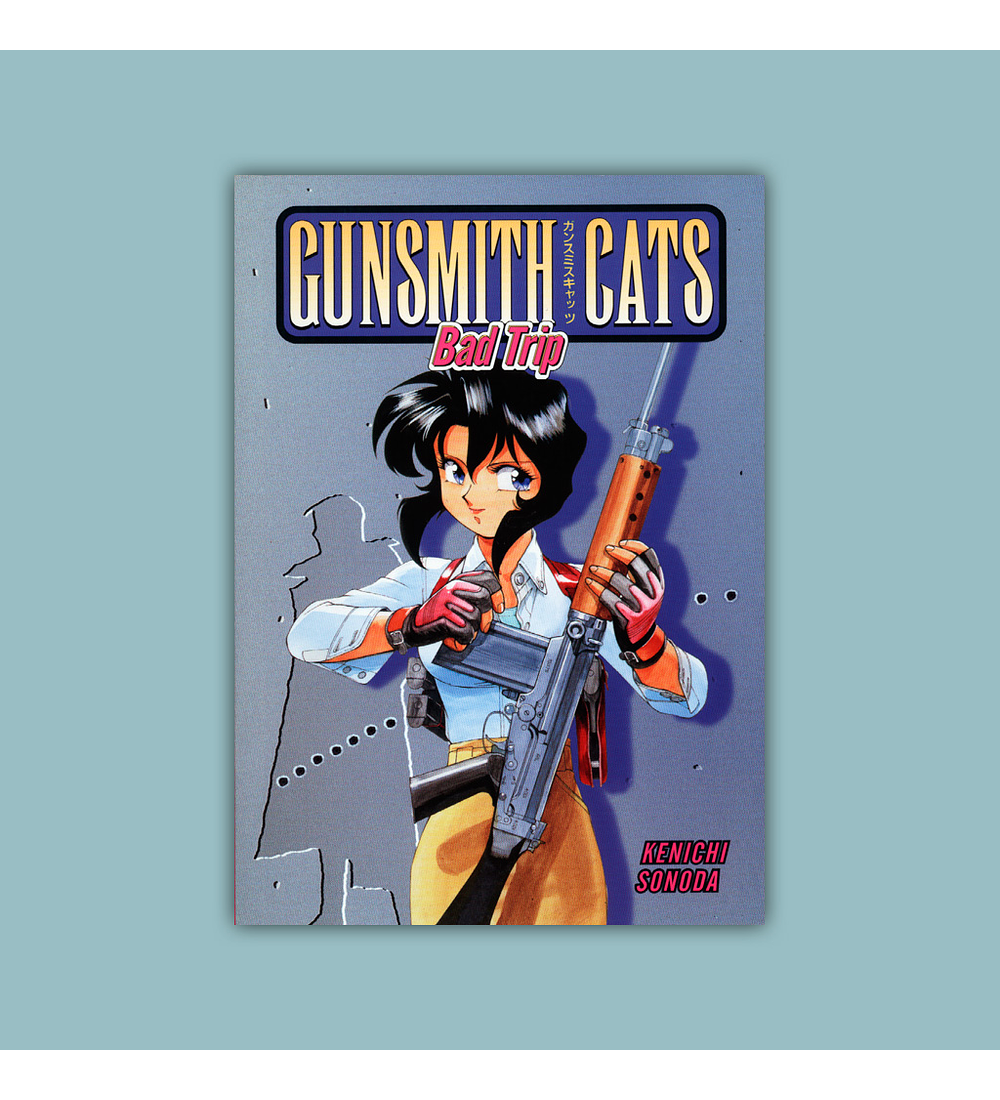 Gunsmith Cats Vol. 05: Bad Trip 2000