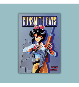 Gunsmith Cats Vol. 05: Bad Trip 2000
