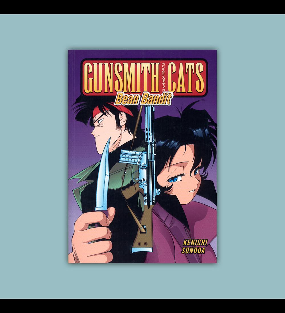 Gunsmith Cats Vol. 06: Bean Bandit 2000