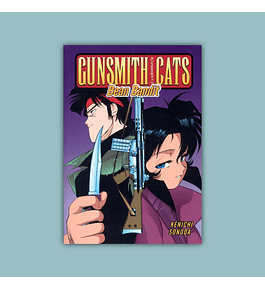 Gunsmith Cats Vol. 06: Bean Bandit 2000