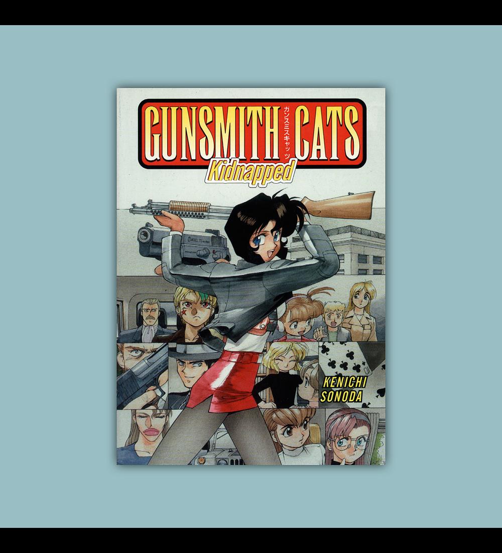Gunsmith Cats Vol. 07: Kidnapped  2001