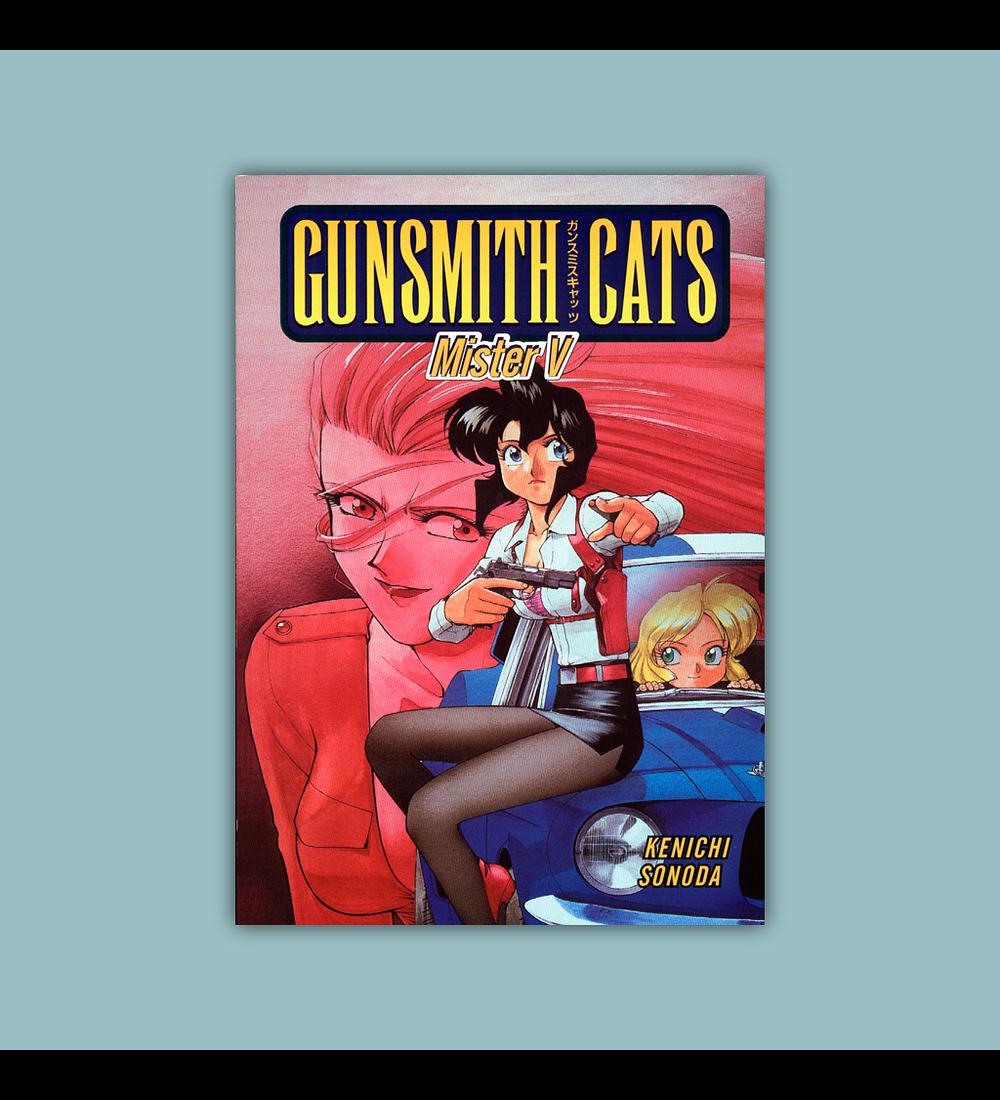 Gunsmith Cats Vol. 08: Mister V 2001