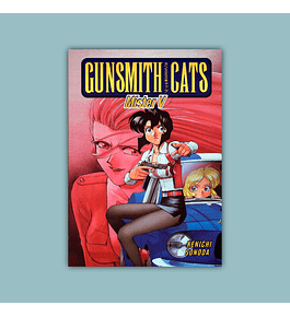 Gunsmith Cats Vol. 08: Mister V 2001