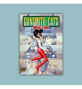 Gunsmith Cats Vol. 09: Misty's Run  2002