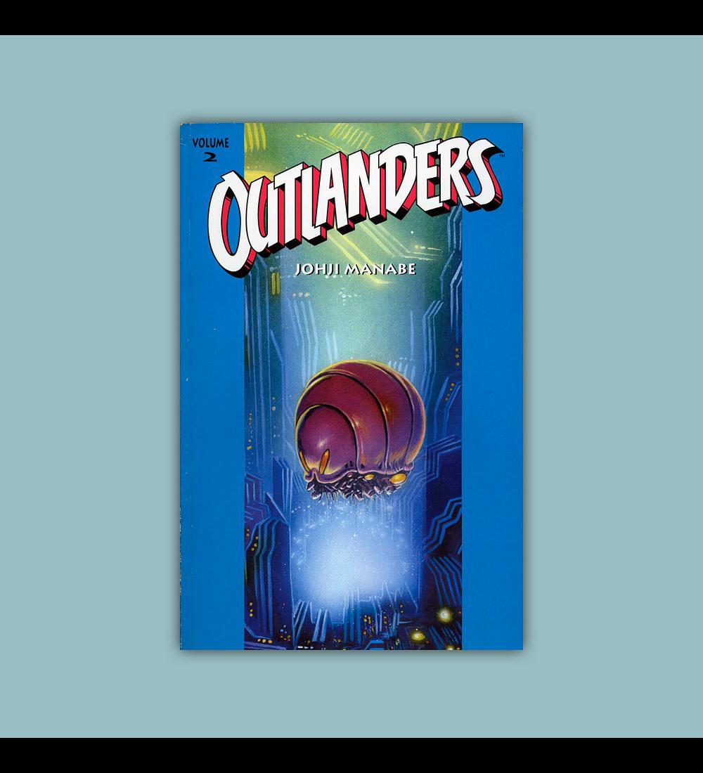 Outlanders Vol. 02