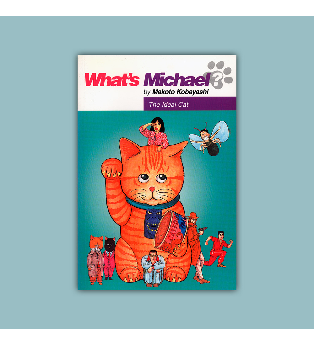 What's Michael? Vol. 09: The Ideal Cat 2004