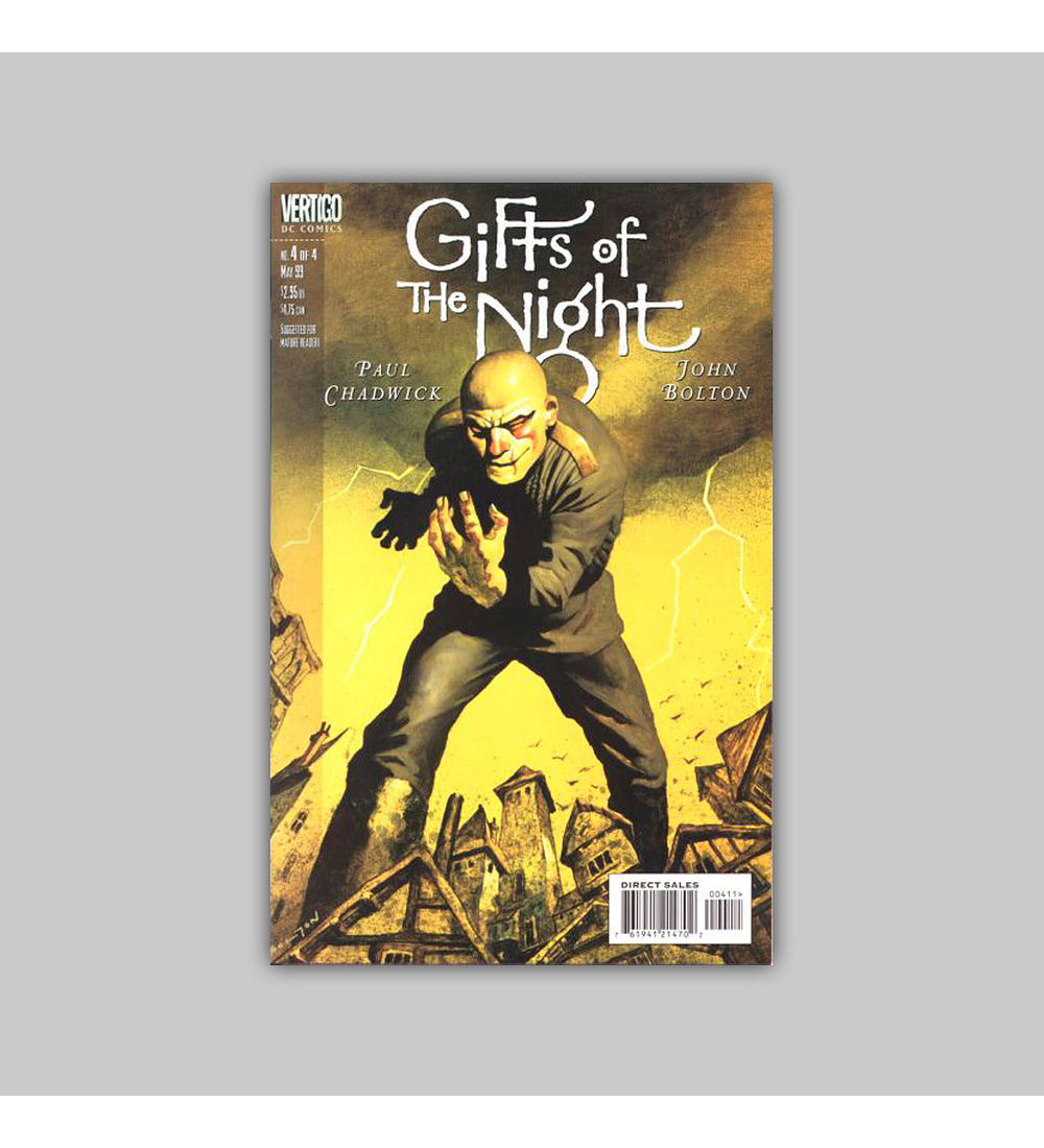 Gifts of the Night 4 1999