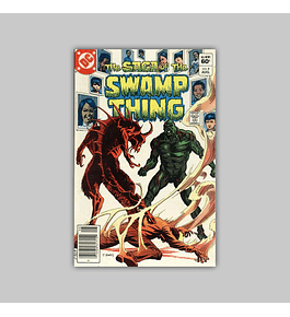 Saga of the Swamp Thing 4 1982
