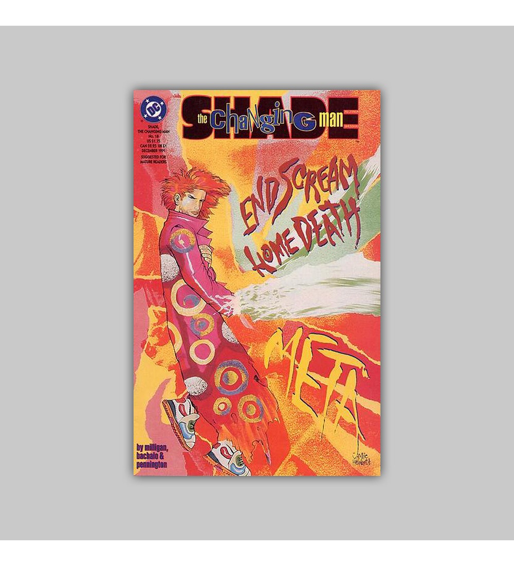 Shade the Changing Man 18 1991