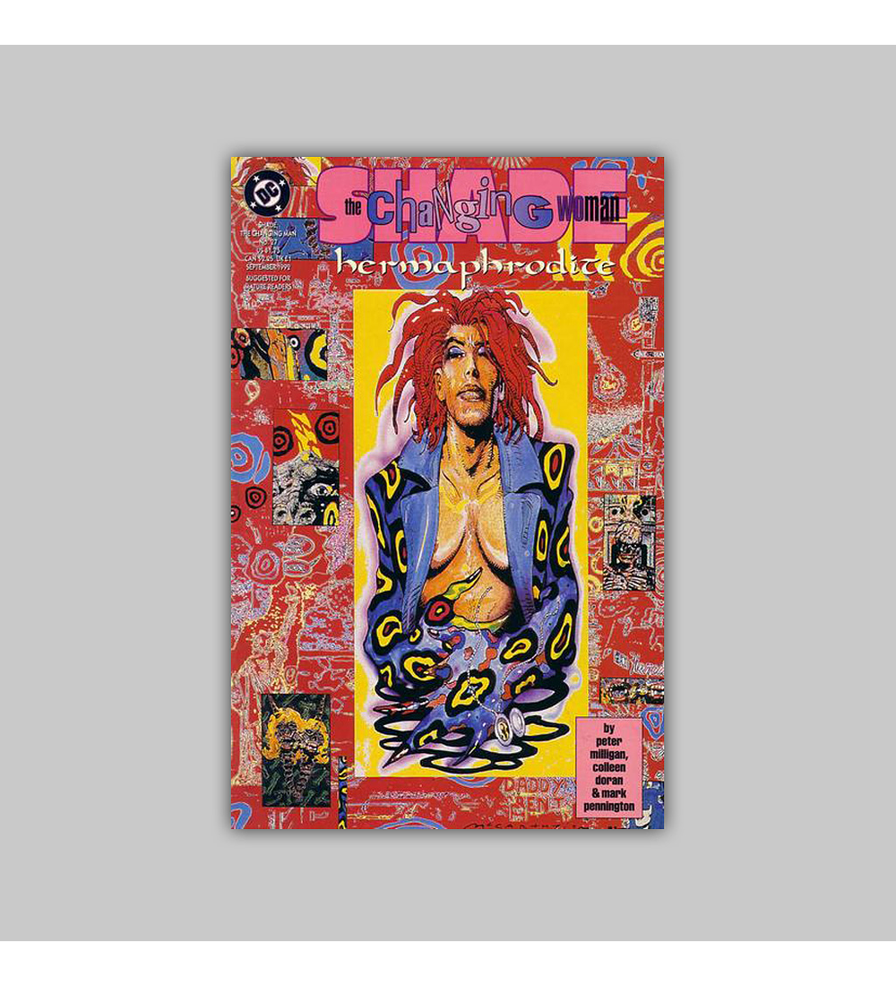 Shade the Changing Man 27 1992