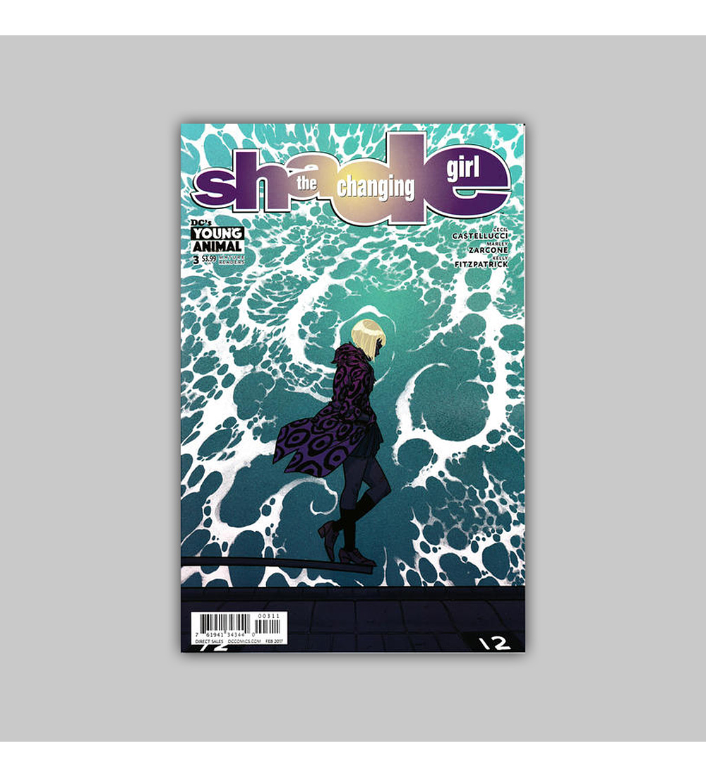 Shade: The Changing Girl 3 2017