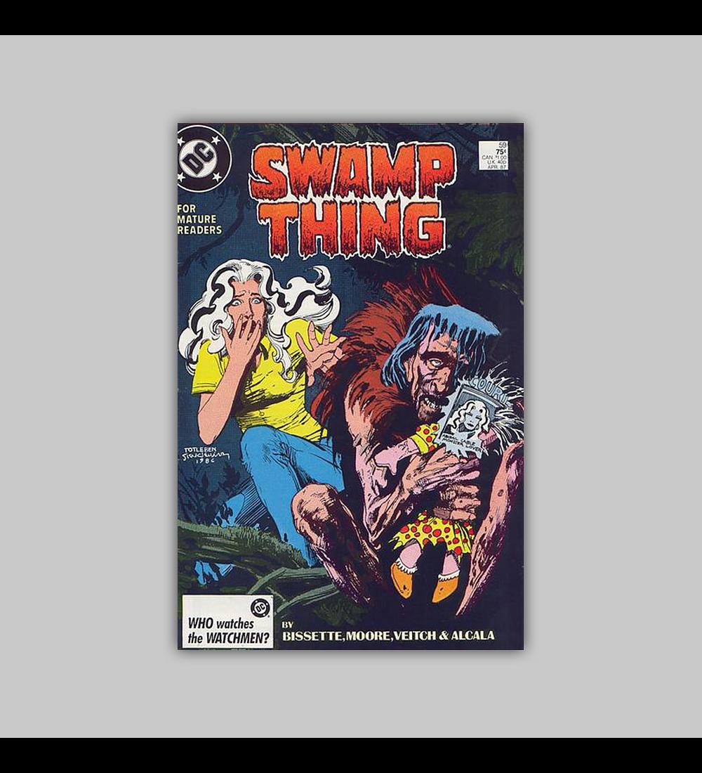 Swamp Thing (Vol. 2) 59 1987