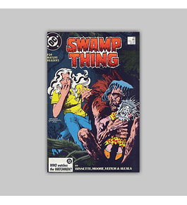 Swamp Thing (Vol. 2) 59 1987
