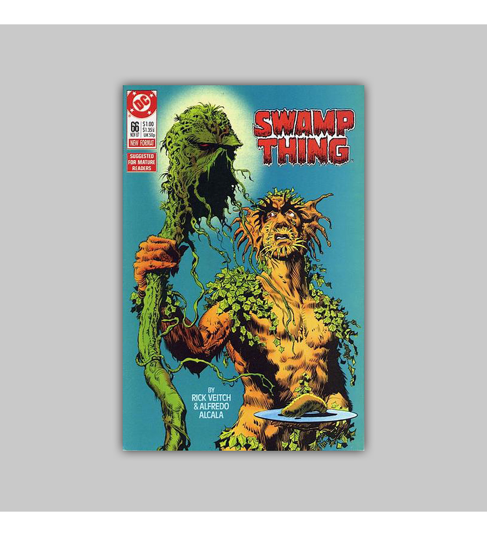 Swamp Thing (Vol. 2) 66 1987