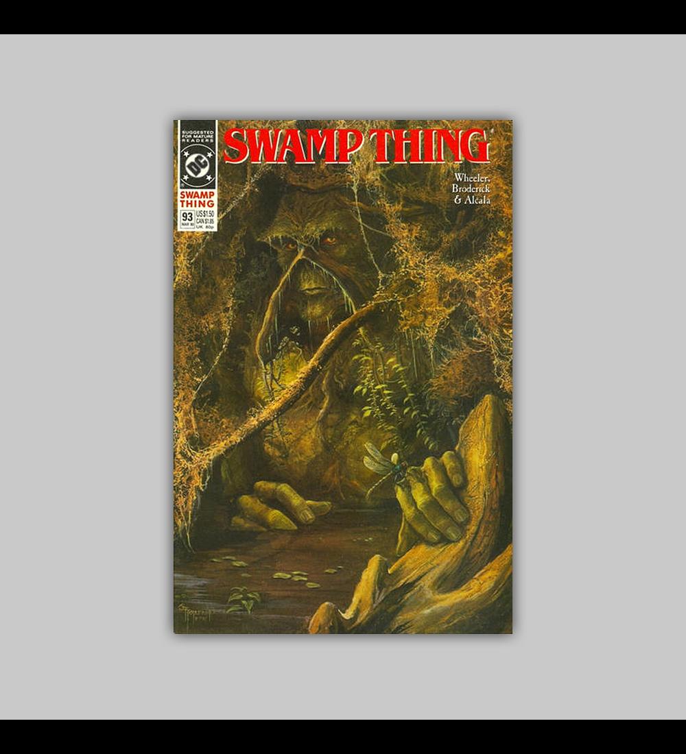 Swamp Thing (Vol. 2) 93 1990