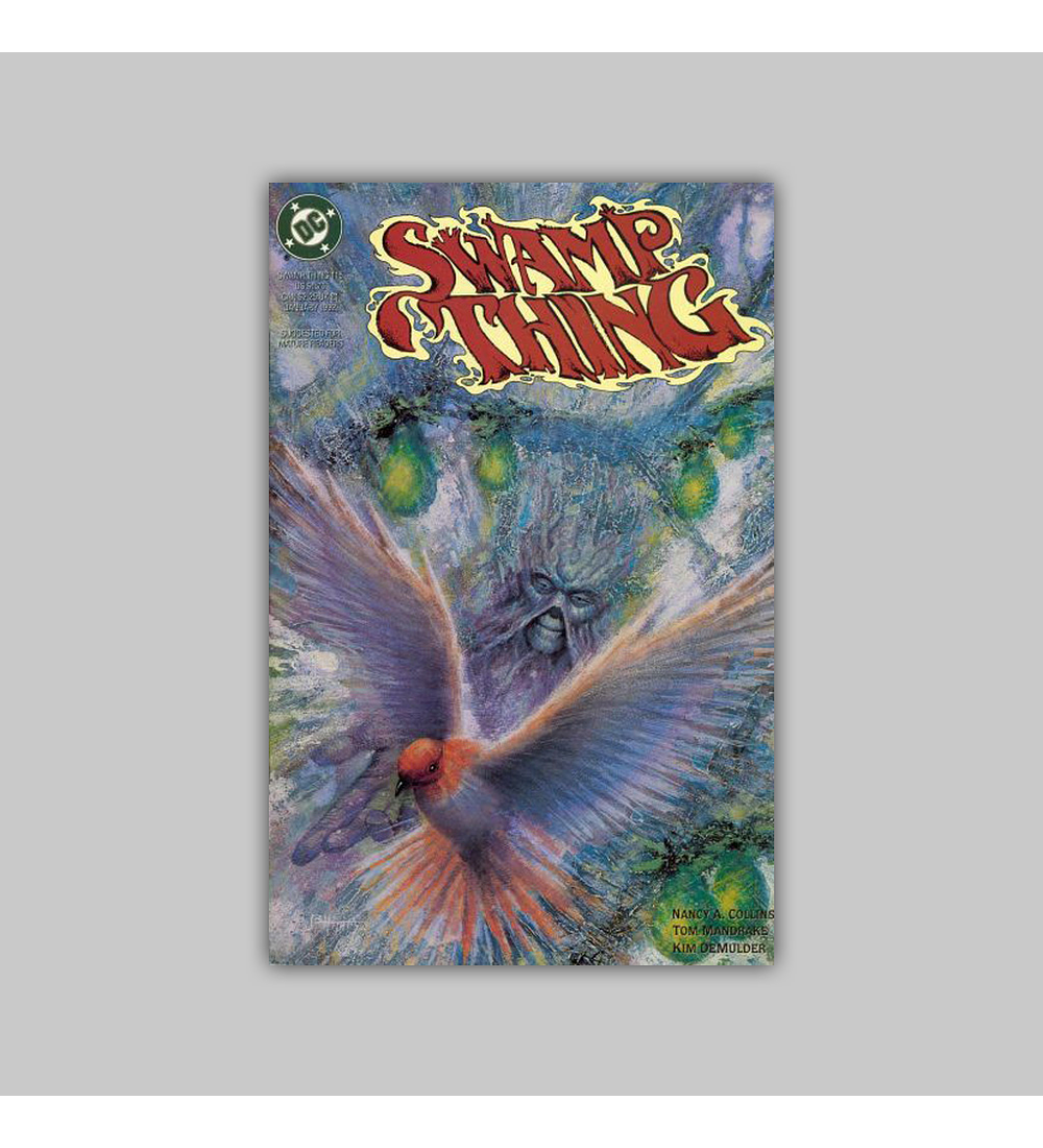 Swamp Thing (Vol. 2) 115 1992