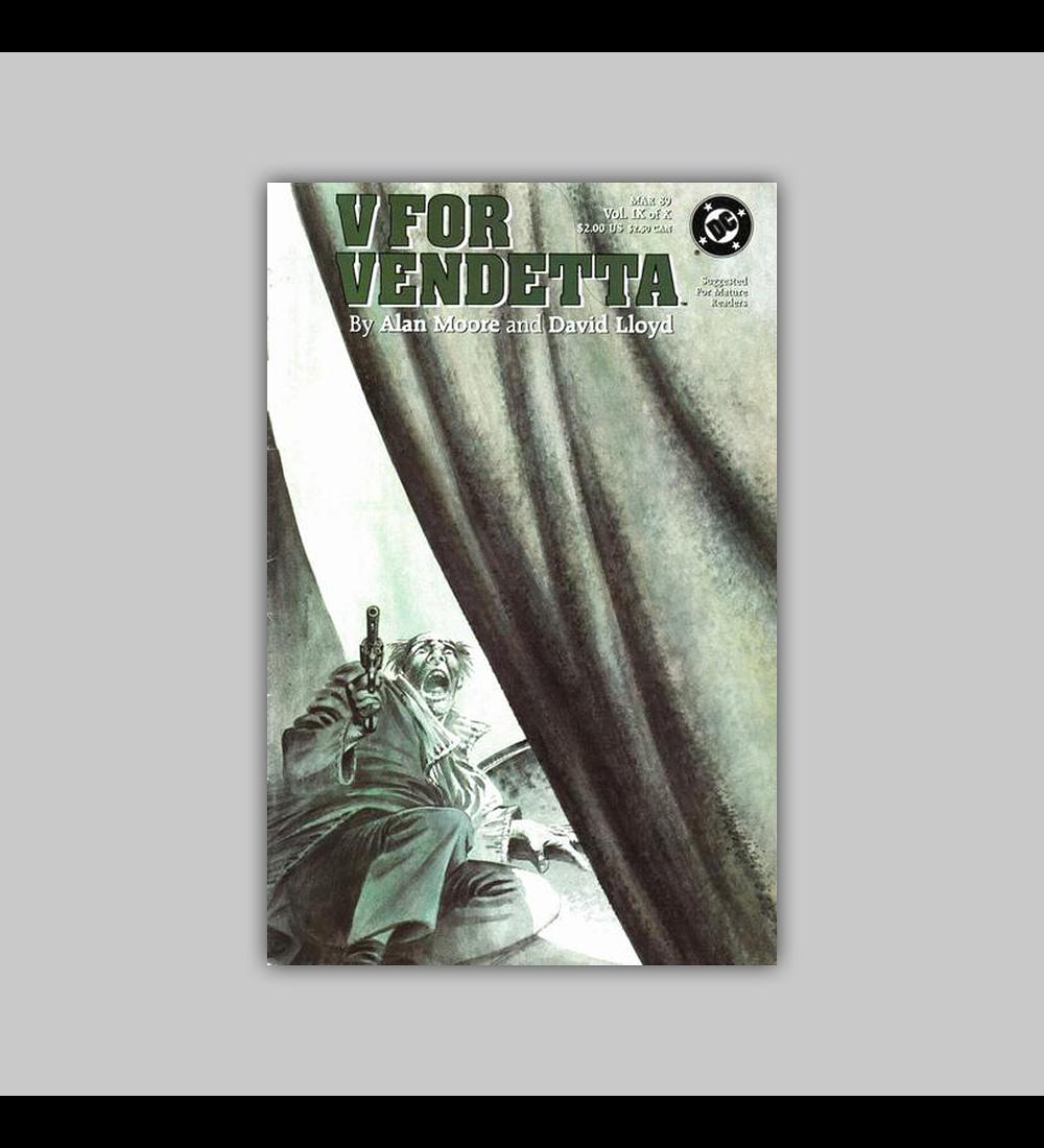 V for Vendetta 9 1989
