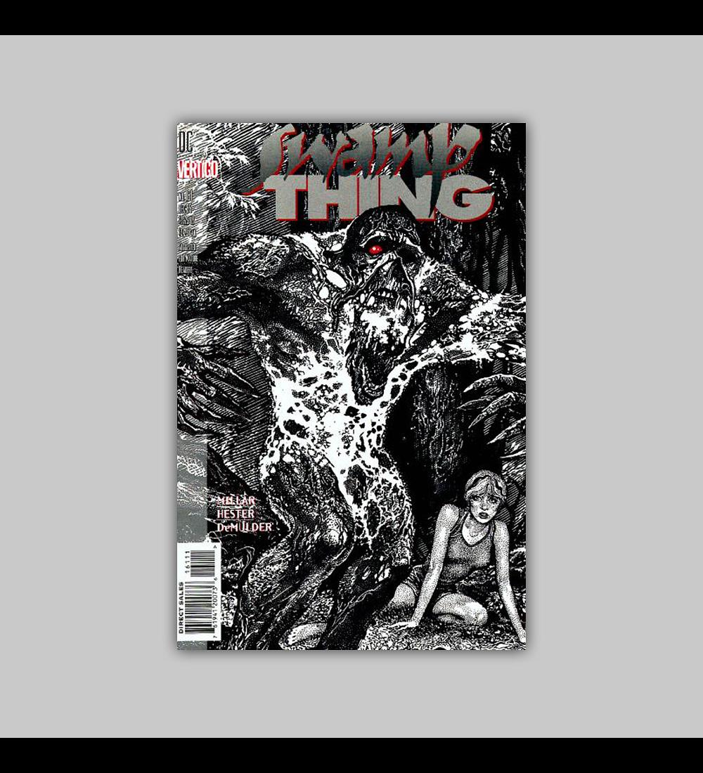 Swamp Thing (Vol. 2) 161 1995