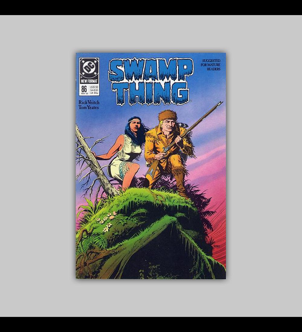 Swamp Thing (Vol. 2) 86 1989