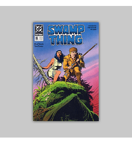Swamp Thing (Vol. 2) 86 1989