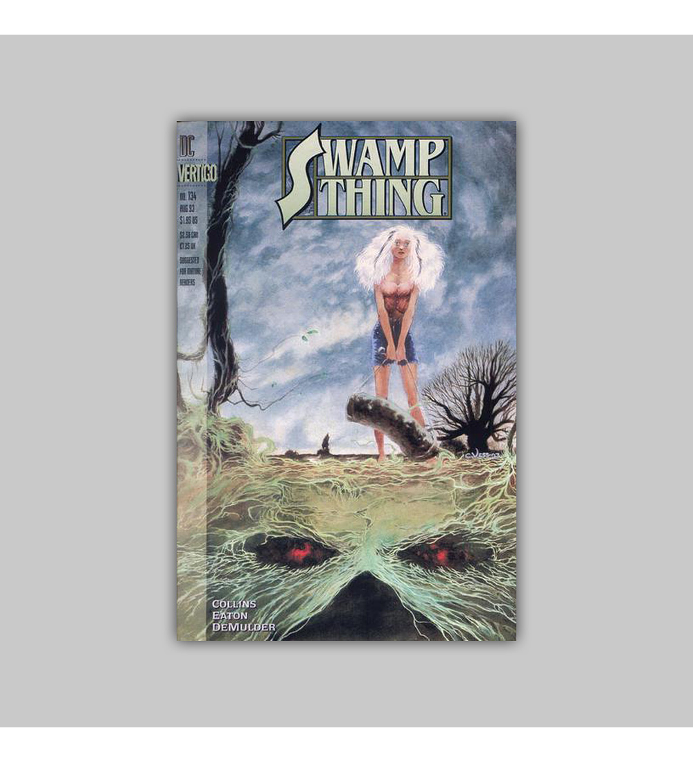 Swamp Thing (Vol. 2) 134 1993