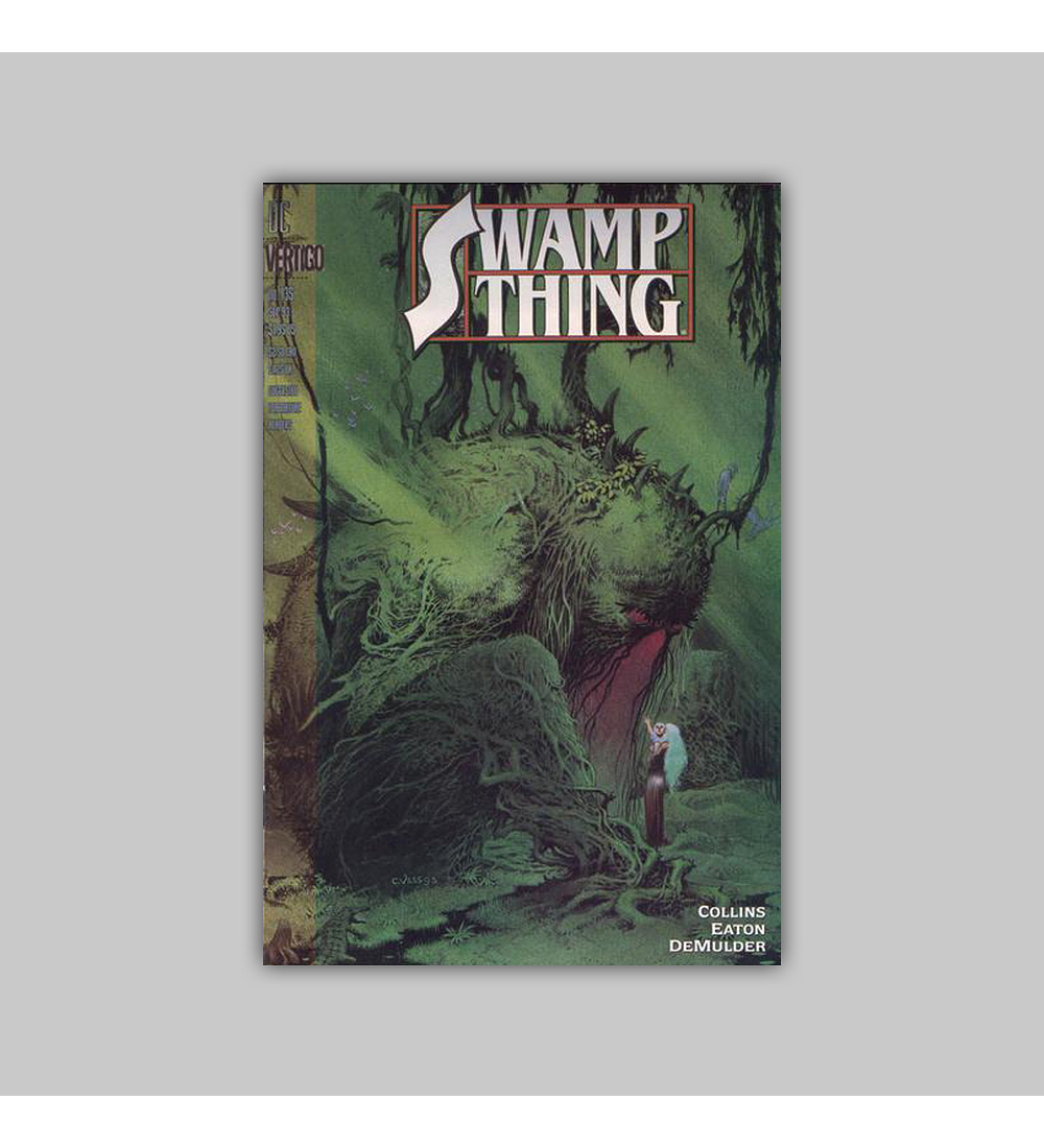 Swamp Thing (Vol. 2) 135 1993