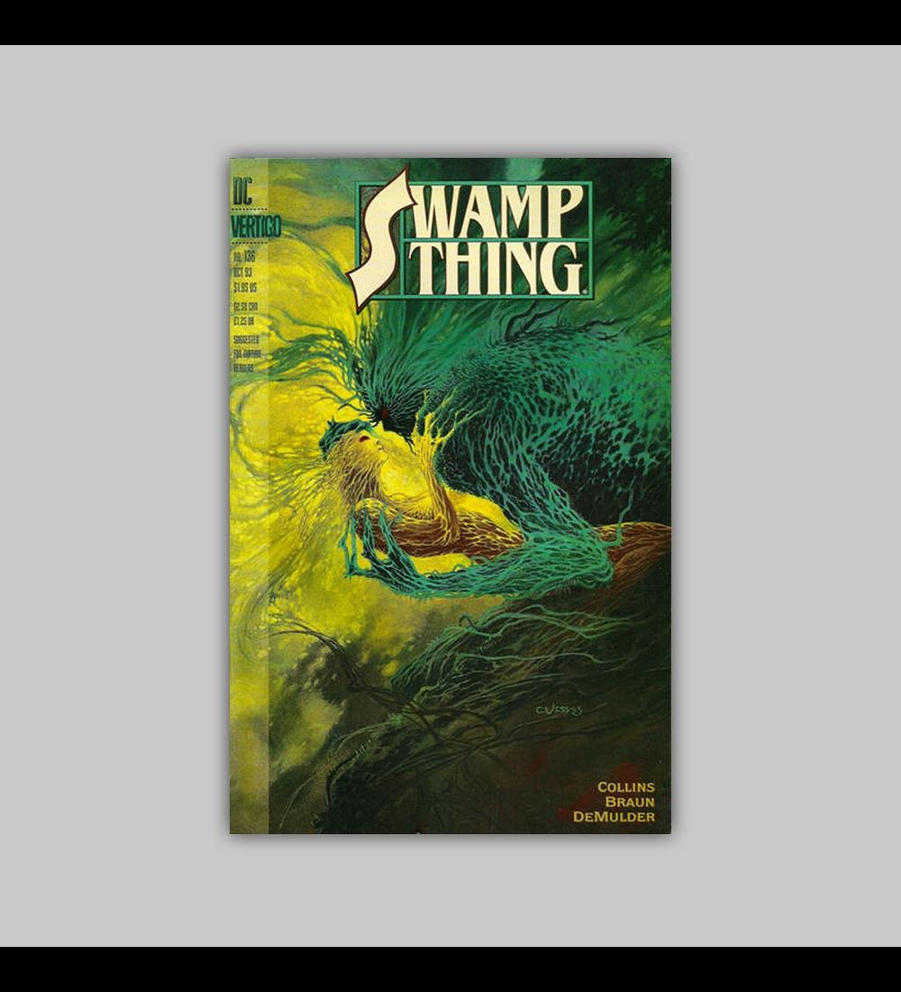 Swamp Thing (Vol. 2) 136 1993