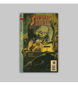 Swamp Thing (Vol. 2) 137 1993