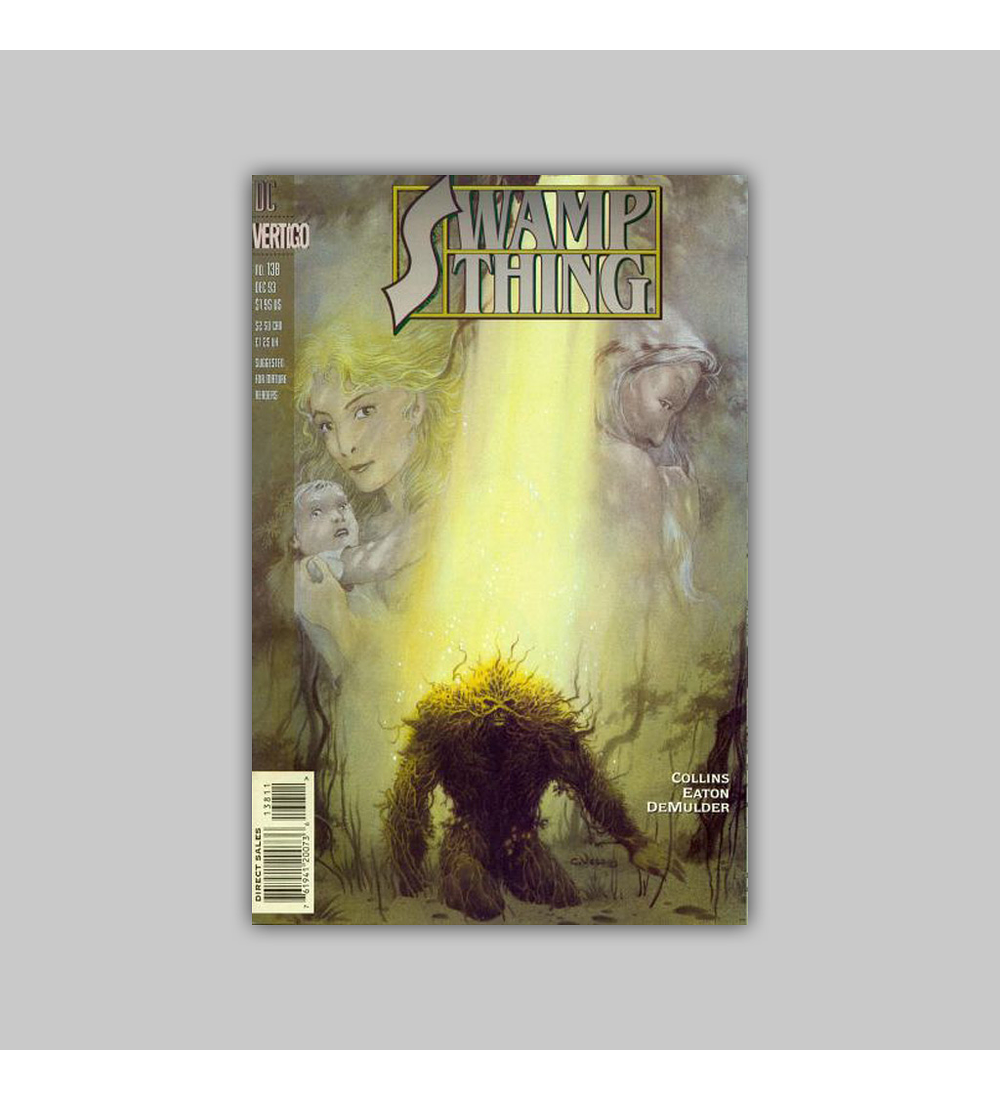 Swamp Thing (Vol. 2) 138 1993