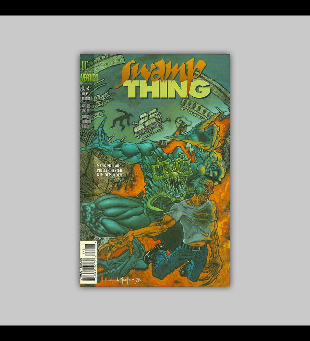 Swamp Thing (Vol. 2) 145 1994