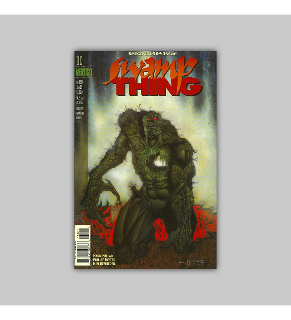 Swamp Thing (Vol. 2) 150 1995