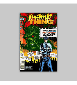 Swamp Thing (Vol. 2) 165 1996