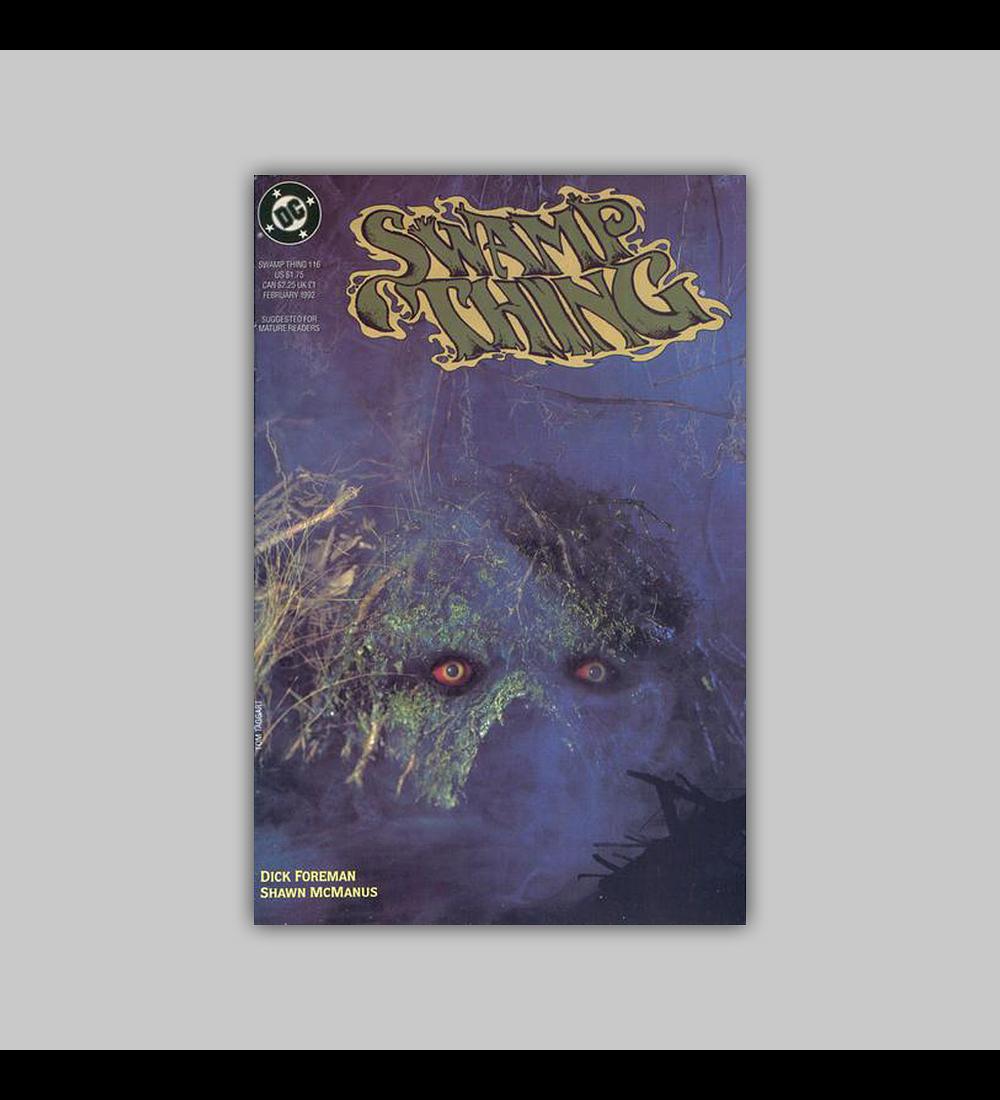 Swamp Thing (Vol. 2) 116 1992