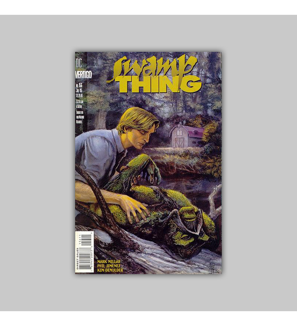 Swamp Thing (Vol. 2) 156 1995