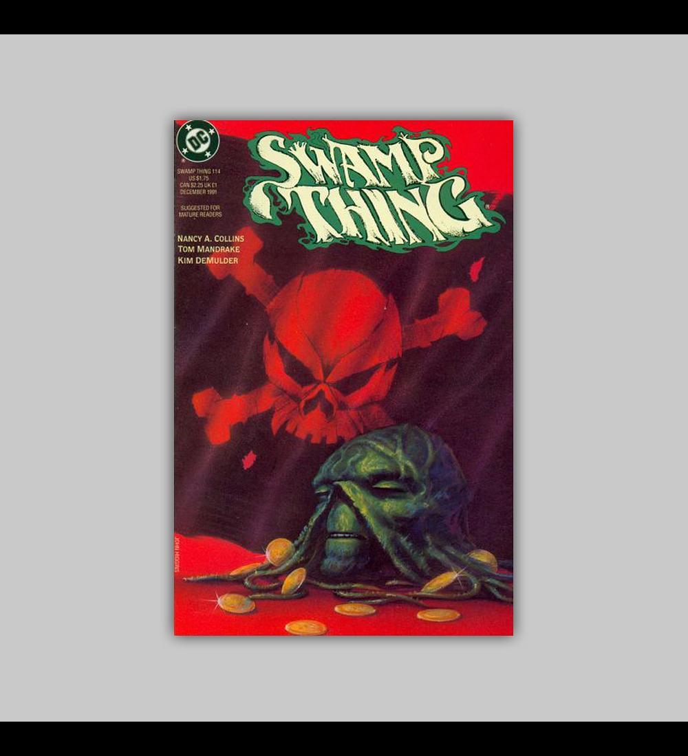 Swamp Thing (Vol. 2) 114 1991