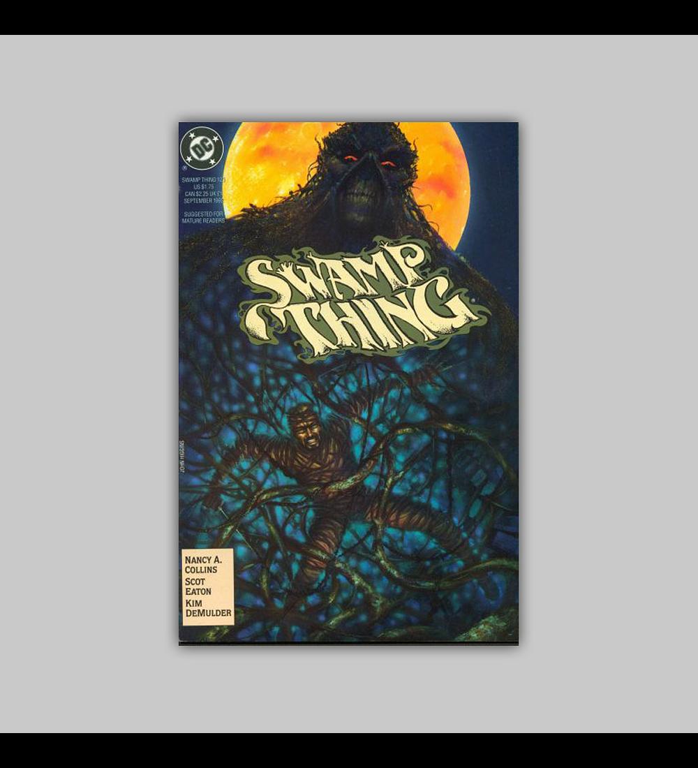 Swamp Thing (Vol. 2) 123 1992