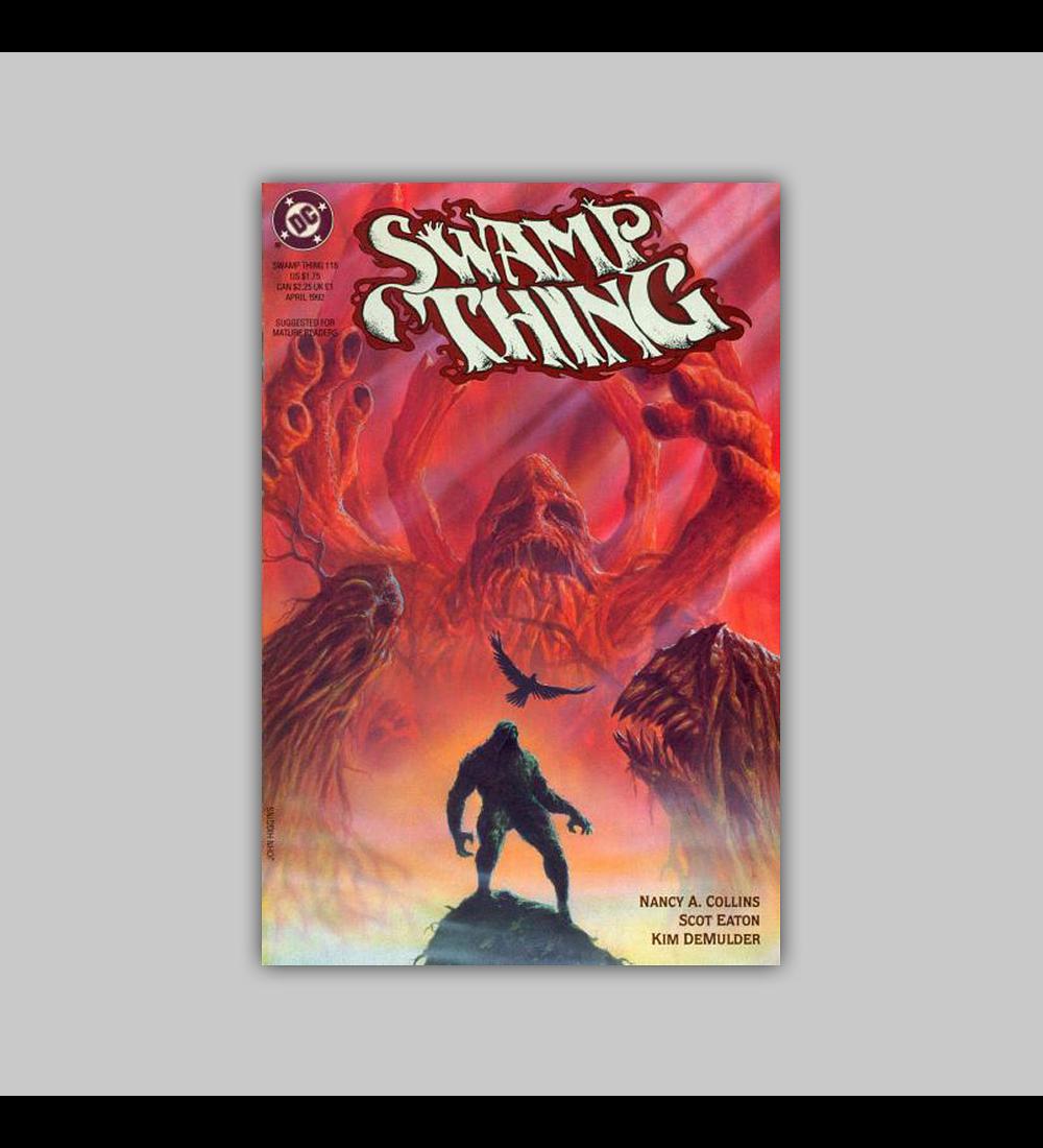 Swamp Thing (Vol. 2) 118 1991