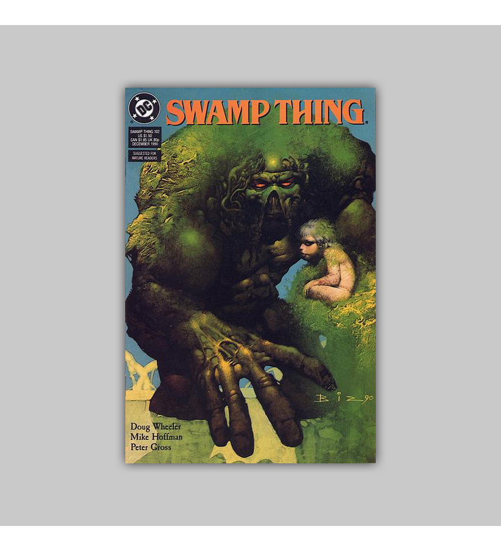 Swamp Thing (Vol. 2) 102 1990